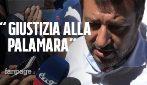 """Salvini: """"Una vergogna le indagini su Fontana e sul Policlinico di Pavia, è giustizia alla Palamara"""""""