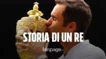 Roger Federer, il campione che ci insegna come costruire i successi imparando dalle sconfitte