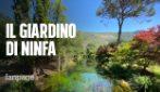 Alla scoperta di Ninfa, il giardino più romantico del mondo