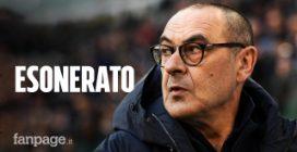Juventus, ufficiale l'esonero di Maurizio Sarri: ecco chi prenderà il suo posto