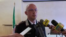 Il nuovo comandante carabinieri a Piacenza: riguadagnare fiducia