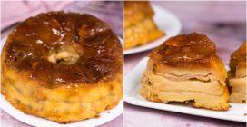 Pudim de maçã: um doce cremoso e fácil de fazer!