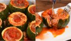Stuffed zucchini: and easy recipe for the whole family!