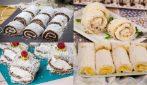 4 Ricette per preparare dei rotolini al cocco irresistibili e pronti in pochi minuti!