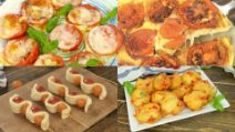 4 Tasty and quick recipes that you can prepare with tomatoes!