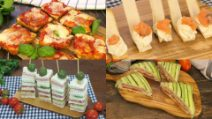 4 Super tasty ideas perfect for an easy and tasty summer break!
