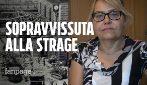 """Strage di Bologna, 40 anni dopo, la sopravvissuta Patrizia Poli: """"Un mare rosso di sangue"""""""