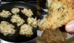 Frittelle di zucchine e patate: la ricetta del secondo piatto gustoso