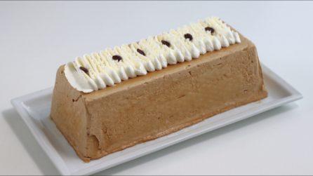 Semifreddo al Caffe by Torte italiane