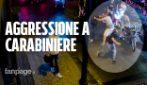"""Carabiniere aggredito da 10 persone. Non era in servizio: """"Tra gli aggressori anche minorenni"""""""