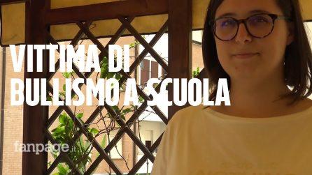 """Giorgia, vittima di bullismo a scuola: """"Presa in giro perché sudavo molto, piangevo ogni giorno"""""""