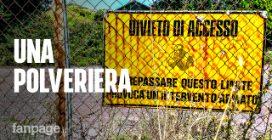 Migranti, a Catania la nuova tendopoli per quarantena nell'ex deposito di armi