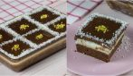 Cream and chocolate squares: a dessert perfect for any occasion!