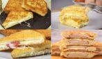 4 Modi alternativi per preparare dei toast fuori dal comune!