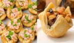 3 delicious recipes to prepare delicious snacks with puff pastry!
