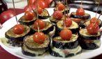 Tartine di melanzane ripiene: la ricetta squisita senza frittura