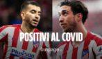 Atletico Madrid, Correa e Vrsaljko positivi al Coronavirus: cosa succede per la partita di Champions