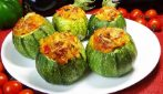 Stuffed zucchini: the recipe to make this incredible meal