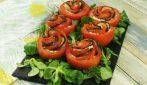 Fiori di pomodori e melanzane: la ricetta creativa per un antipasto scenografico!