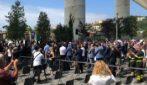 Ponte Morandi, un minuto di silenzio per le 43 vittime del crollo