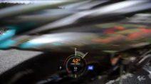 Motogp, Paura Rossi! Sfiorato dopo l'incidente Zarco-Morbidelli