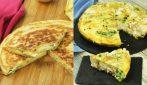 3 Ricette sfiziose a base di uova che puoi realizzare in pochi minuti!