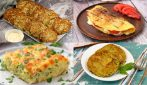 4 Ricette da leccarsi i baffi che puoi preparare con le zucchine!