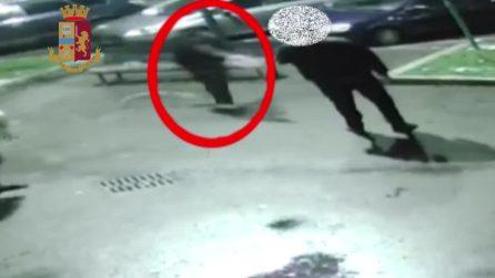 Milano, sparatoria nella notte di Capodanno: il video del tentato omicidio