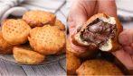 Frittelle farcite al cioccolato: un'esplosione di gusto!