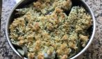 Carciofi gratinati: la ricetta del contorno semplice e davvero gustoso