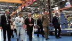 """Il saluto dell'ambasciatore Usa Eisenberg all'Italia: """"Uniti affrontiamo la pandemia e prevarremo"""""""