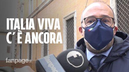 """Faraone (Italia Viva): """"No a maggioranze raccogliticce, se Conte fa retromarcia noi ci siamo ancora"""""""