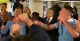 La Lazio vince il Derby di Roma: Immobile e compagni si scatenano negli spogliatoi