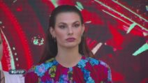 Grande Fratello Vip, Dayane Mello è il primo vip salvo nella puntata di lunedì 18 gennaio