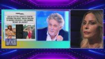 """Andrea Roncato: """"Stefania Orlando aveva un altro quando mi lasciò"""""""