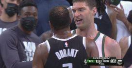 NBA, highlights: Brooklyn-Milwaukee 125-123