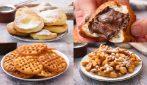 4 Ricette facili e veloci per preparare delle frittelle dolci super sfiziose!