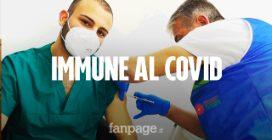 """Luca, infermiere immune al Covid: """"La seconda dose per riabbracciare mio nipote"""""""