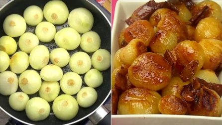 Roasted onions: the perfect side dish for your dinner!