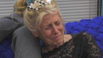 Grande Fratello Vip, Maria Teresa Ruta in crisi medita di lasciare il GF Vip
