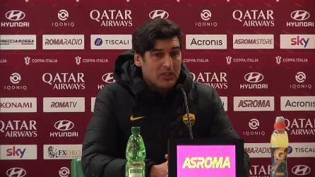 """Roma, Fonseca: """"Io in discussione? Lo sono sempre stato"""""""