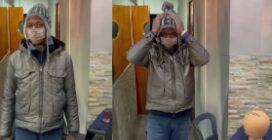 Il cuore di Ciampino: una raccolta fondi per John che tiene pulite le strade