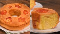 Rosca salgada com tomate: uma torta fofinha que vai te conquistar!