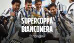 La Juventus vince la Supercoppa Italiana 2020/202: battendo il Napoli 2-0