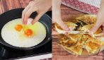 Omelette tortilla: a quick and cheesy recipe!