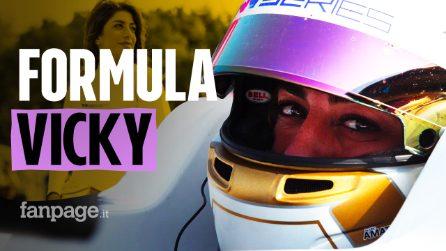 """Vicky Piria a Fanpage.it: """"Discriminata perché donna, ma so quanto valgo come pilota"""""""