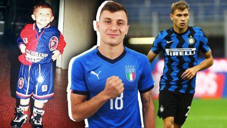 L'ascesa di Nicolò Barella, da giovane promessa a campione del calcio italiano