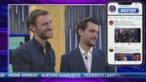 Grande Fratello VIP - I migliori tweet e la buonanotte di Alfonso Signorini