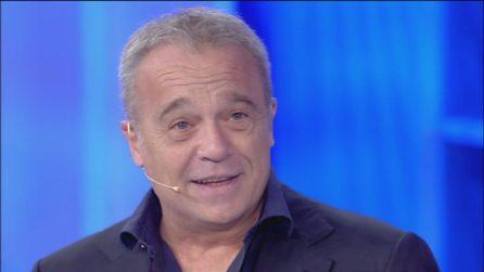 C'è Posta per Te - Claudio Amendola entra in studio