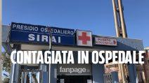 Luciana contrae il covid in ospedale e muore: a Carbonia un focolaio a Medicina